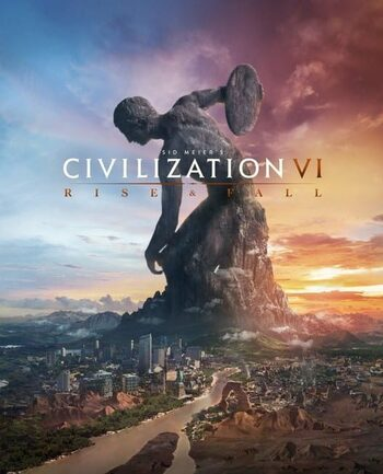 Sid Meier's Civilization VI: Rise and Fall (DLC) Steam Key EUROPE