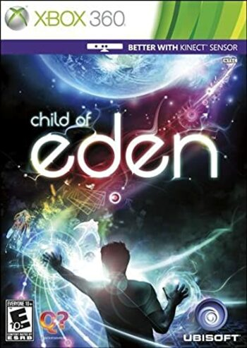 Child of Eden (Xbox 360) Xbox Live Key GLOBAL