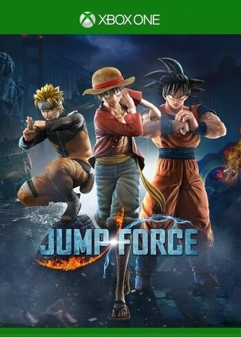 Jump Force (Xbox One) Xbox Live Key UNITED STATES