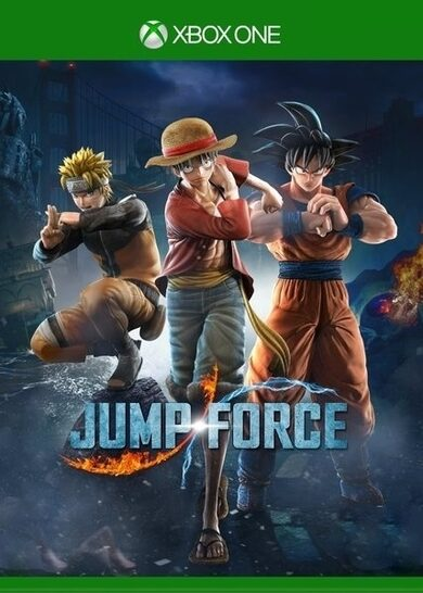 Jump Force (Xbox One) Xbox Live Key UNITED STATES