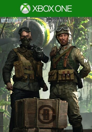 Battlefield V – Chapter 6 Premium Booster Pack (DLC) (Xbox One) Xbox Live Key UNITED STATES