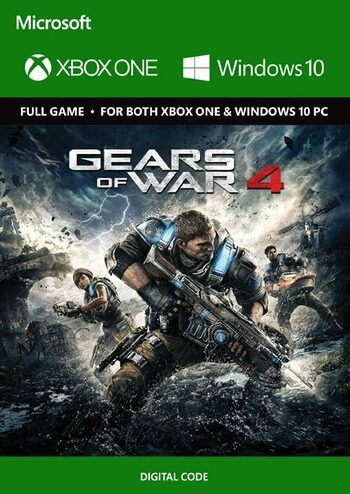 Gears Of War 4 (PC/Xbox One) Xbox Live Key GLOBAL