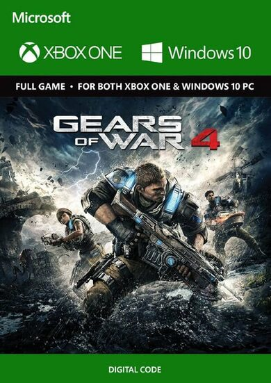 Gears Of War 4 (PC/Xbox One) Xbox Live Klucz GLOBAL
