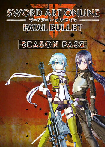 SWORD ART ONLINE: Fatal Bullet - Season Pass (DLC) Steam Key GLOBAL