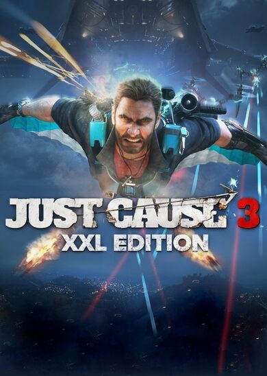 Just Cause 3 XXL Edition Bundle Steam Key GLOBAL
