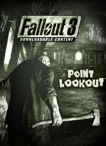 Fallout 3 - Point Lookout (DLC) Steam Key GLOBAL