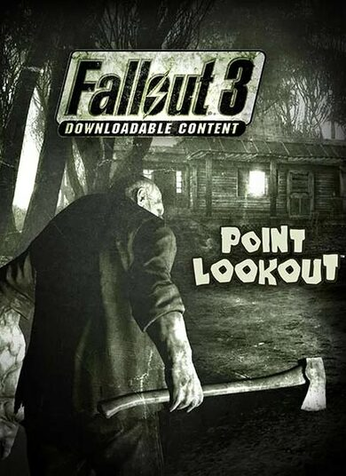Fallout 3 - Point Lookout (DLC) Steam Key EUROPE