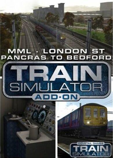 Train Simulator - Midland Main Line London-Bedford Route Add-On (DLC) Steam Key EUROPE