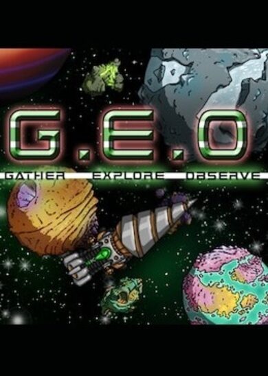 Geo Steam Key GLOBAL