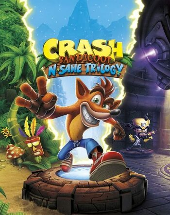 Crash Bandicoot N. Sane Trilogy Steam Key UNITED STATES/CANADA