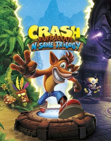 Crash Bandicoot N. Sane Trilogy Steam Key EUROPE