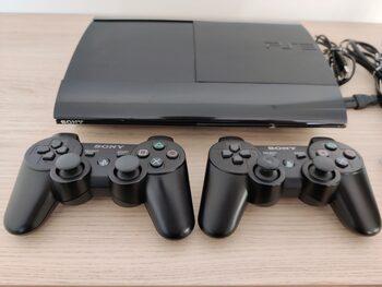 PlayStation 3 Super Slim, Black, 500GB