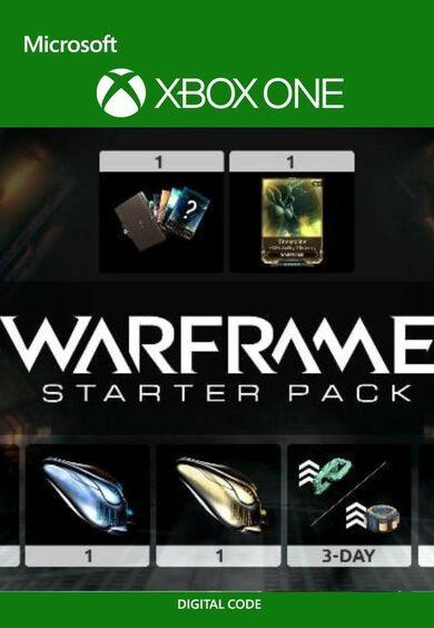 Warframe - Starter Package Perk Bundle (DLC) XBOX LIVE Key GLOBAL