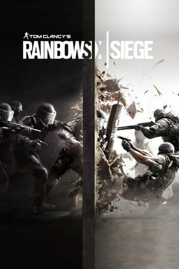Tom Clancy's Rainbow Six: Siege (Standard Edition) Uplay Clave EUROPA