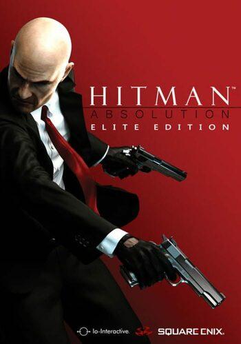 Hitman Absolution (Elite Edition) Steam Key GLOBAL