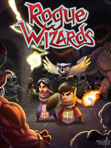Rogue Wizards Steam Key GLOBAL фото