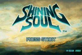 Shining Soul Game Boy Advance