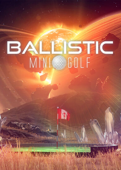 Ballistic Mini Golf Steam Key GLOBAL