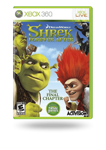 Shrek Forever After: The Game Xbox 360