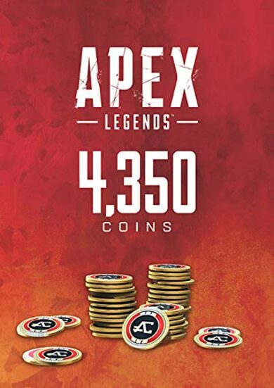 Apex Legends 4350 Monedas Apex Origin Key GLOBAL