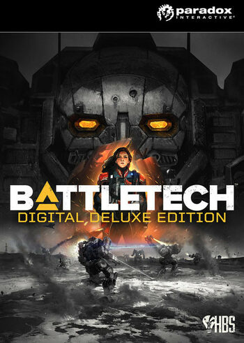 BattleTech Digital Deluxe Edition Steam Key GLOBAL