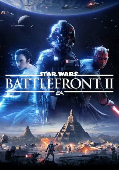 Star Wars Battlefront II (EN/FR/ES/BR) Origin Key GLOBAL