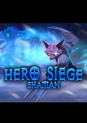 Hero Siege - Class - Shaman (DLC) Steam Key GLOBAL