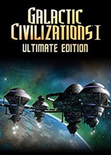 Galactic Civilizations I: Ultimate Edition Steam Key GLOBAL