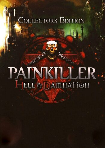 Painkiller Hell and Damnation Collector's Edition Steam Key GLOBAL