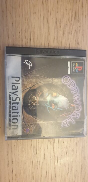 Oddworld: Abe's Oddysee PlayStation