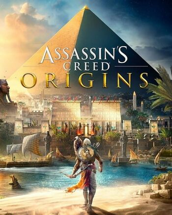 Assassin's Creed: Origins Uplay Key EUROPE