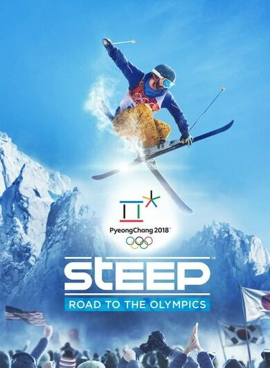 Steep: Road to the Olympics Uplay Key EUROPE