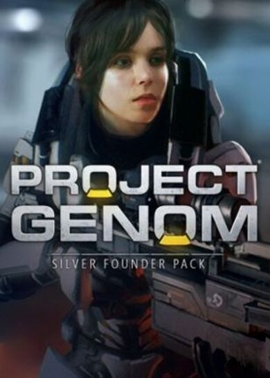 Project Genom - Silver Founder Pack (DLC) Steam Key GLOBAL