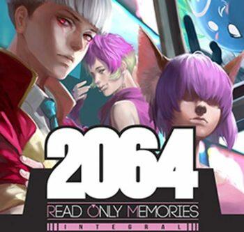 2064: Read Only Memories Steam Key GLOBAL