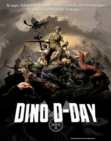 Dino D‐Day Steam Key GLOBAL