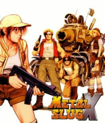 Metal Slug X Steam Clave GLOBAL
