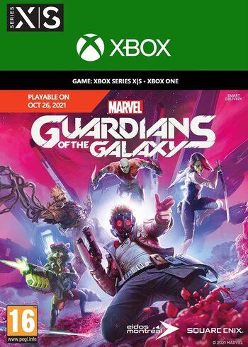 Marvel's Guardians of the Galaxy Código de XBOX LIVE GLOBAL