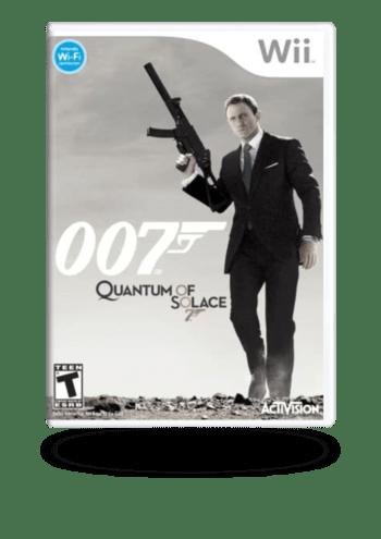 Quantum of Solace Wii