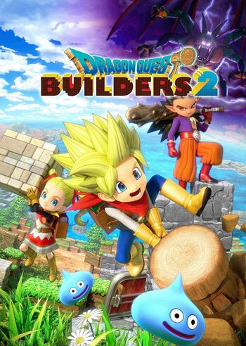 Dragon Quest Builders 2 Steam Key GLOBAL