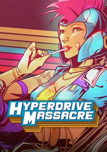Hyperdrive Massacre Steam Key GLOBAL