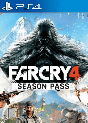 Far Cry 4 - Season Pass (DLC) (PS4) PSN Key EUROPE