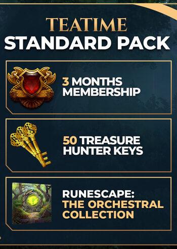 RuneScape Teatime Standard Pack (DLC) Steam Key GLOBAL