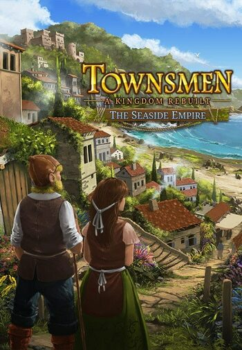 Townsmen - A Kingdom Rebuilt: The Seaside Empire (DLC) Steam Key GLOBAL