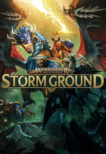 Warhammer Age of Sigmar: Storm Ground Steam Key GLOBAL