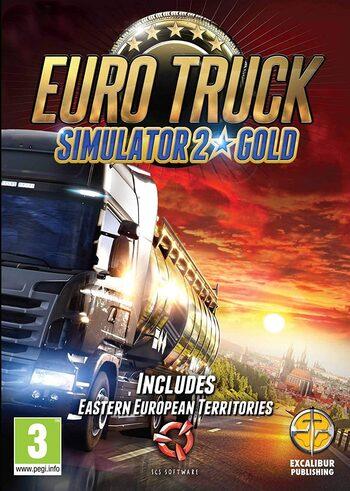 Euro Truck Simulator 2 (Gold Edition) Steam Klucz GLOBAL