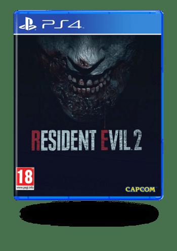 Resident Evil 2 Steelbook Edition PlayStation 4
