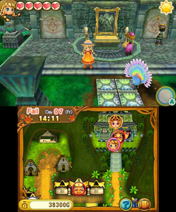 Get Story of Seasons: Trio of Towns Nintendo 3DS