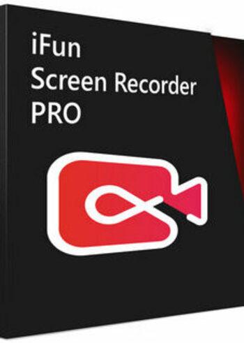 iFun Screen Recorder Pro 3 Device 1 Year Iobit Key GLOBAL