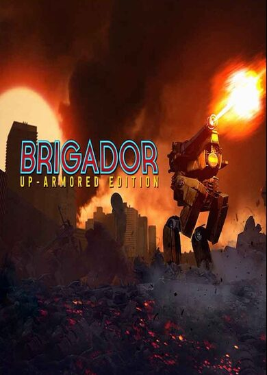 Brigador: Up-Armored Edition Steam Key GLOBAL