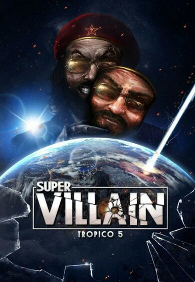 Tropico 5 - Supervillain (DLC) Steam Key EUROPE